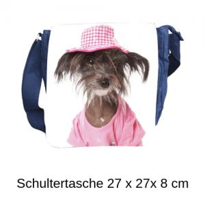 27 x 27x 8 cm Tasche