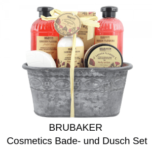 BRUBAKER Cosmetics Bade- und Dusch Set