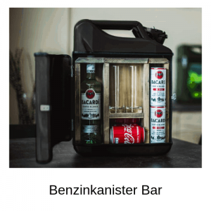 Benzinkanister Bar