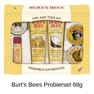 Burt's Bees Probierset