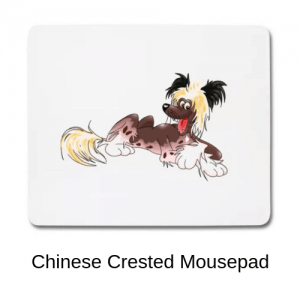 Chinese Crested Spreadshirt