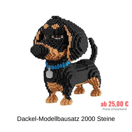 Hunde-Modellbausatz