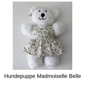 Hundepuppe Madmoiselle Belle