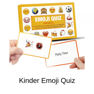 Kinder Emoji Quiz