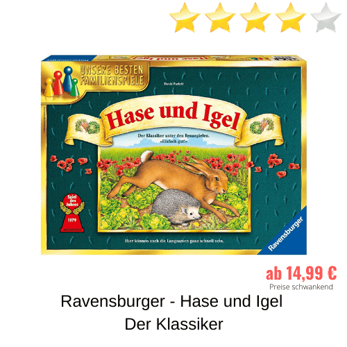 Ravensburger Hase Igel