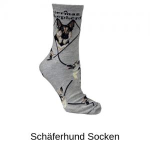 Schäferhund Socken
