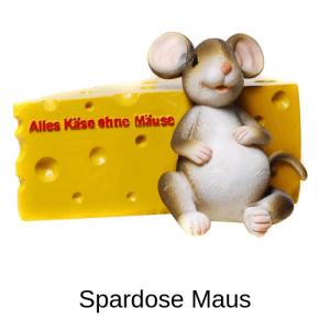 Spardose Alles Käse
