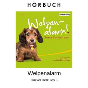 Welpenalarm Dackel Herkules 3